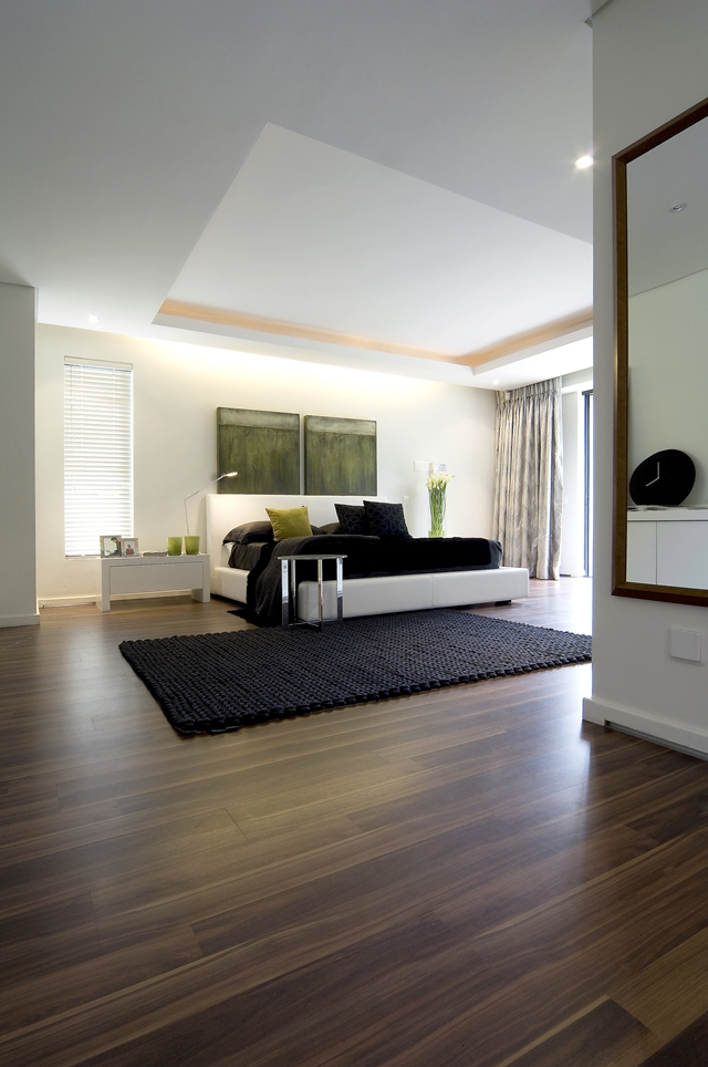 bedroom interior design ideas Dream Home Close to Achieving Perfection- House Mosi by  Nico van der Meulen Architects