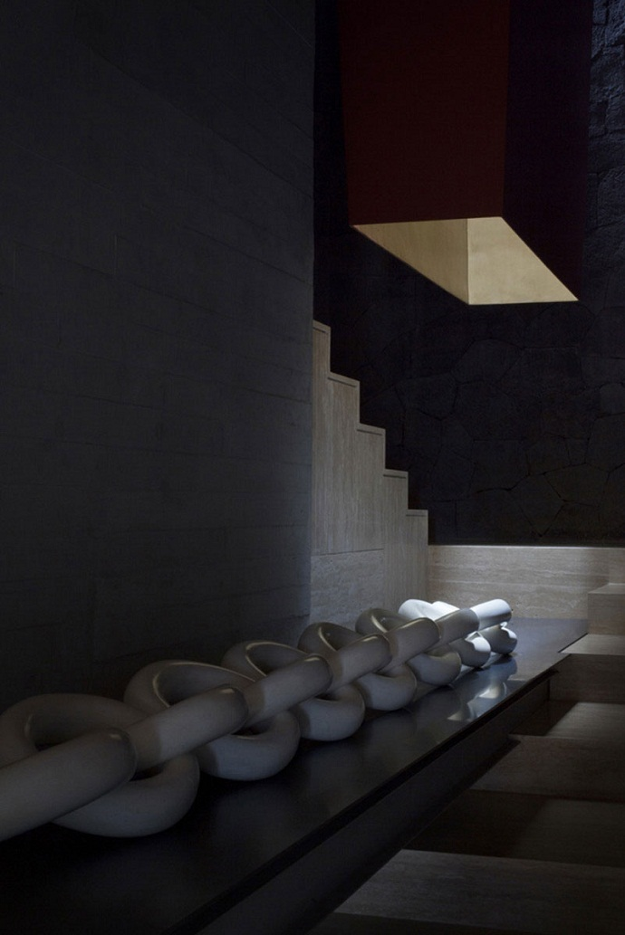 detail shot MZ House by CHK Arquitectura-Modern Mansion in the Green Heaven