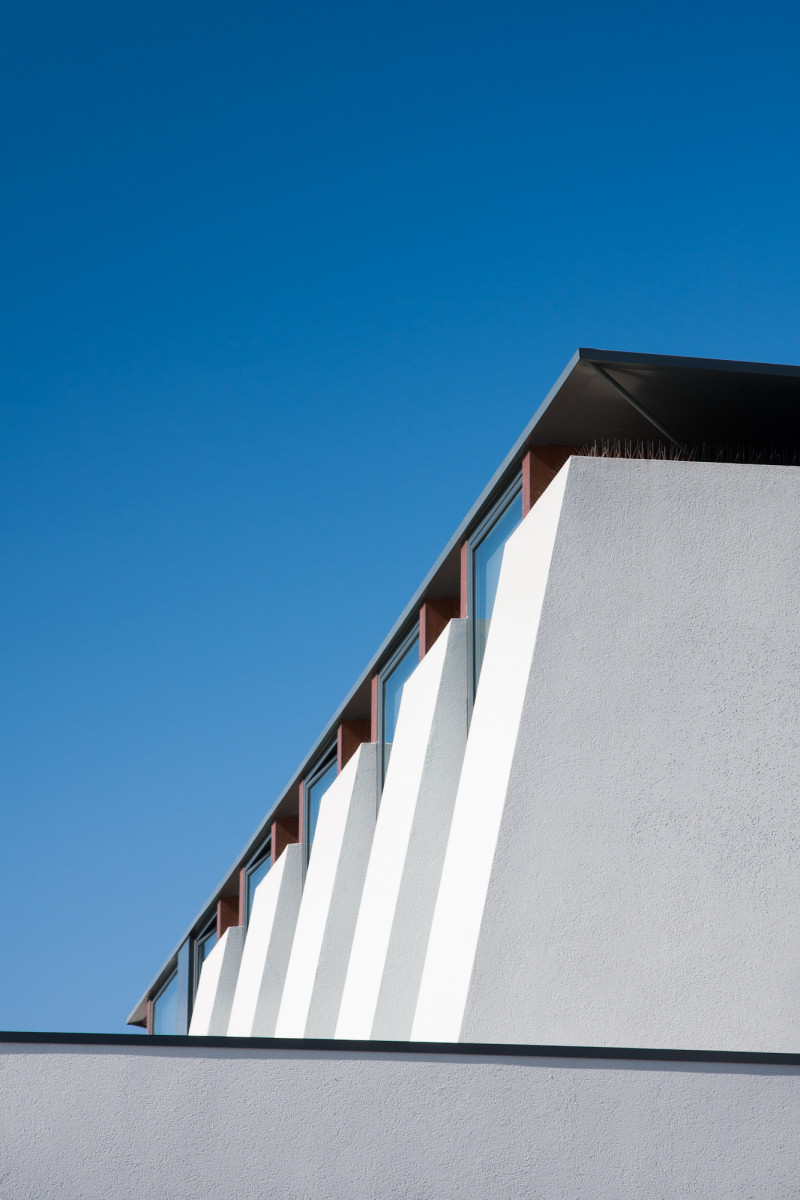 cover of the Minimalist-Private-College-Designed-by-OVAL-Exudes-Contemporary-Style