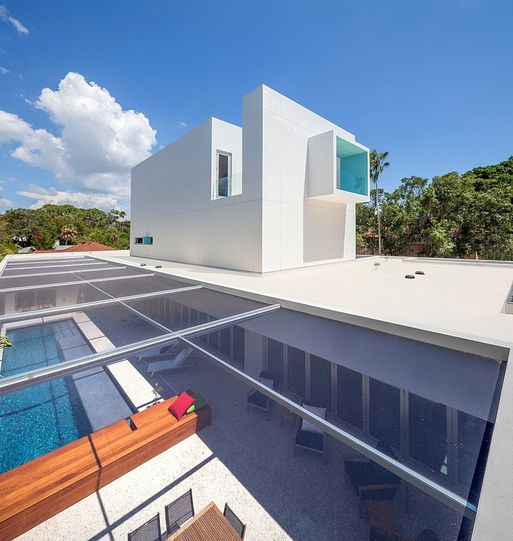 modern impeccable dream florida mansion by office for architecture rh homesthetics net