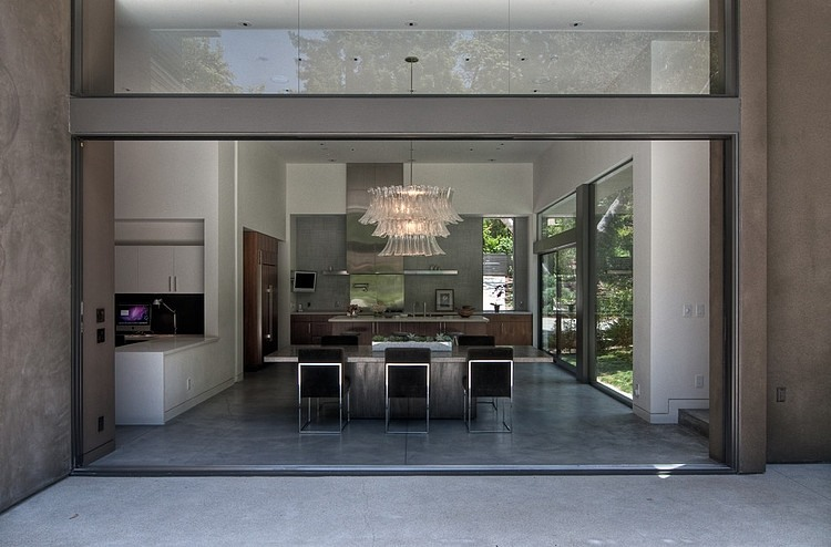 dinning room in dream home