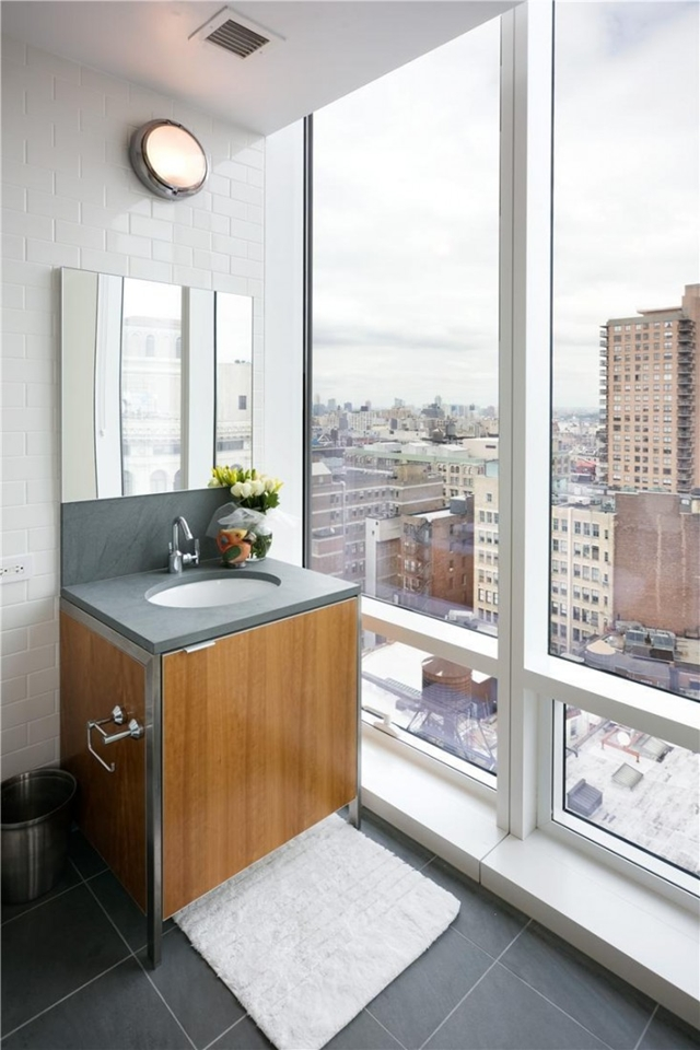 bathroom interior design Sculpture-For-Living-Duplex-Penthouse-Located-in-Astor-Place-New-York-homesthetics-modern-mansion