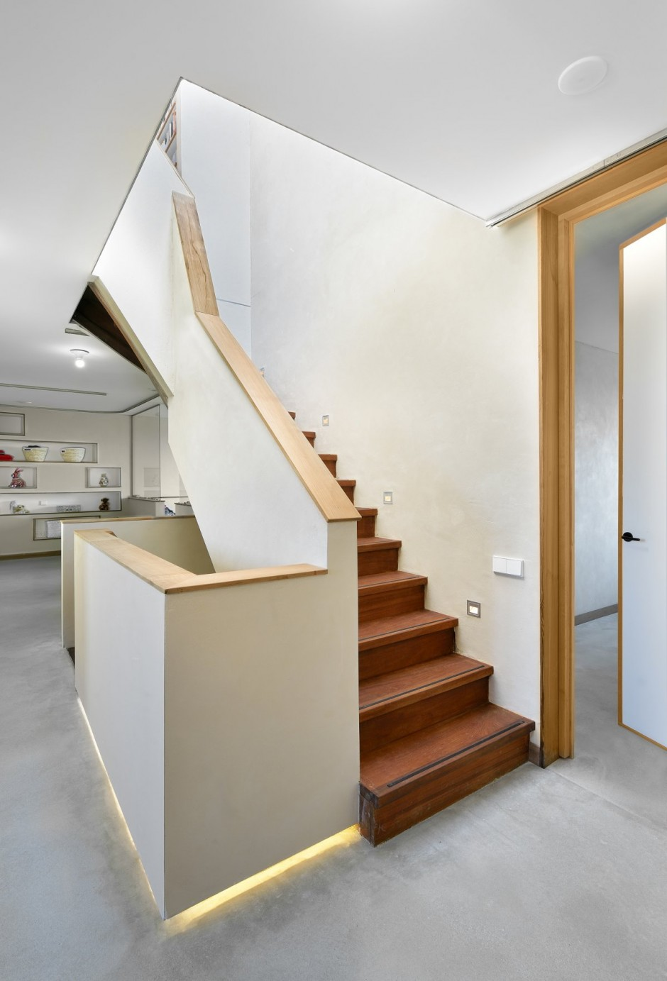 staircase design Villa Rieteiland-Oost by Egeon Architecten