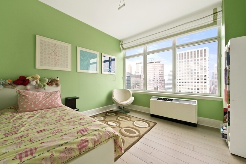 small bedroom design Wolf of Wall Street Penthouse Apartment in Manhattan for Sale