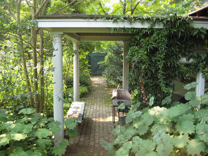 pergola design 40+ Pergola Designs Meant to Transform Your Backyard Landscaping Into a Green Heaven