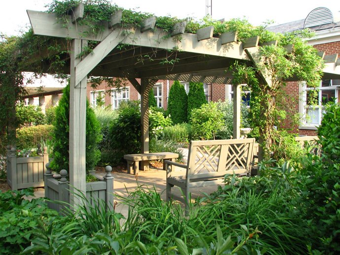 pergola 40+ Pergola Designs Meant to Transform Your Backyard Landscaping Into a Green Heaven
