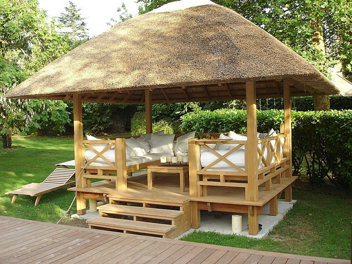 breathtaking small wood cabin 40+ Pergola Designs Meant to Transform Your Backyard Landscaping Into a Green Heaven