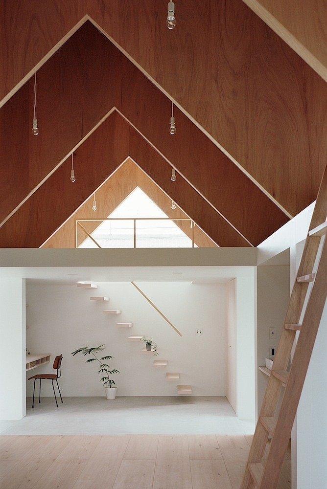 interior design in the Minimalist-Home-Extension-in-Japanese-Style-by-mA-Style-homesthetics-design-studio