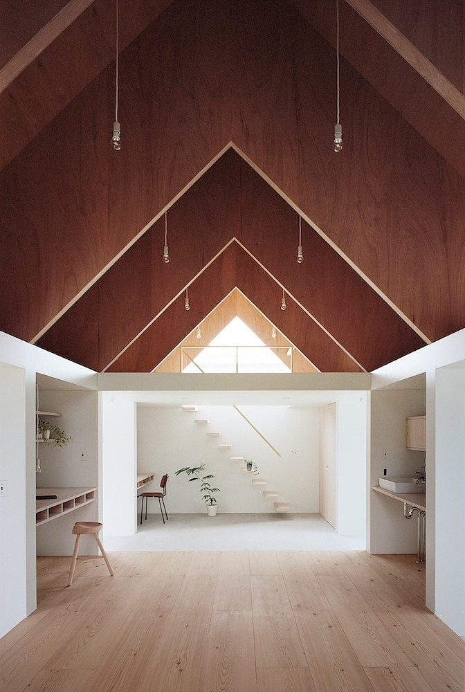 Minimalist Home Extension In Japanese Style By Ma Style
