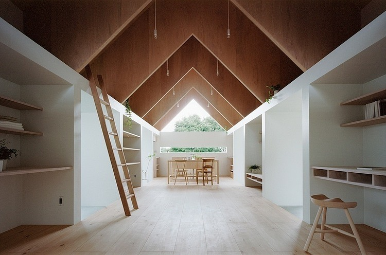 japanese design homes. japanese interior design Minimalist Home Extension in Japanese Style by mA