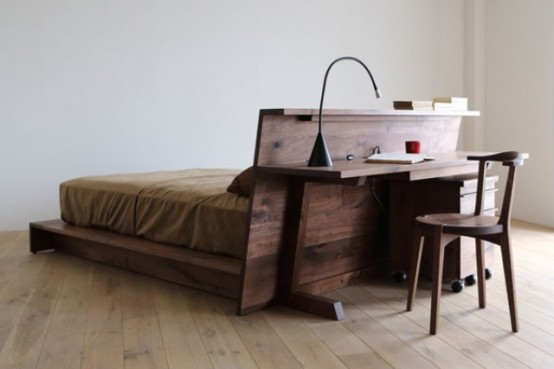 Gentil Super Functional For Small Spaces The Hirashima Furniture Collection  Homesthetics ...