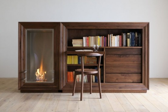 Super Functional For Small Spaces The Hirashima Furniture Collection  Homesthetics