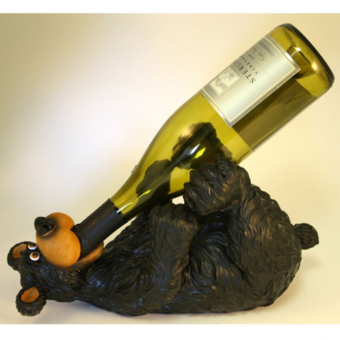 wine bottle art 20 Creative & Inspiring Ideas of How to Recycle Wine Bottles Into Pieces of