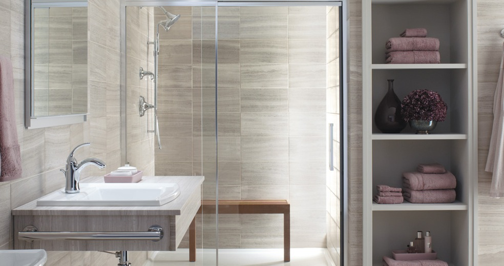 simple bathroom design 10 Spectacular Bathroom Design Innovations Unraveled at BIS 2014