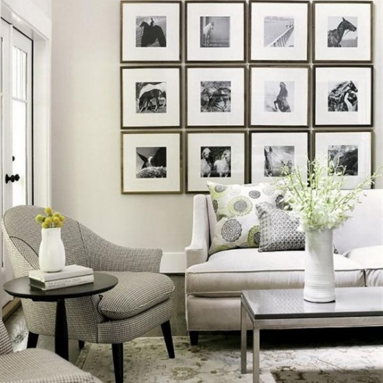 simple 21 Creative&Inspiring Black And White Traditional Living Room Designs