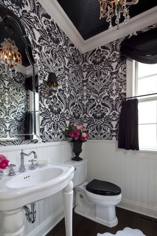 simple CreativeInspiring-Cool-Traditional-Black-And-White-Bathrooms-Designs-cool-bathrooms-homesthetics