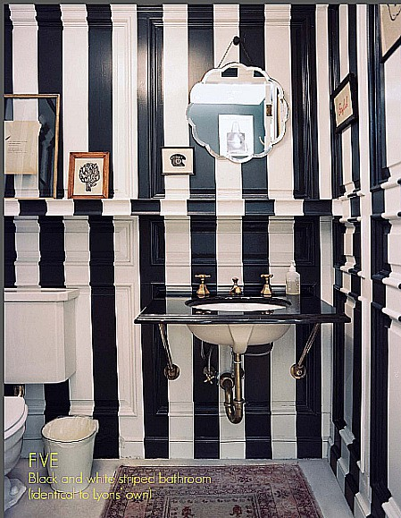 stripped bathroom design CreativeInspiring-Cool-Traditional-Black-And-White-Bathrooms-Designs-cool-bathrooms-homesthetics