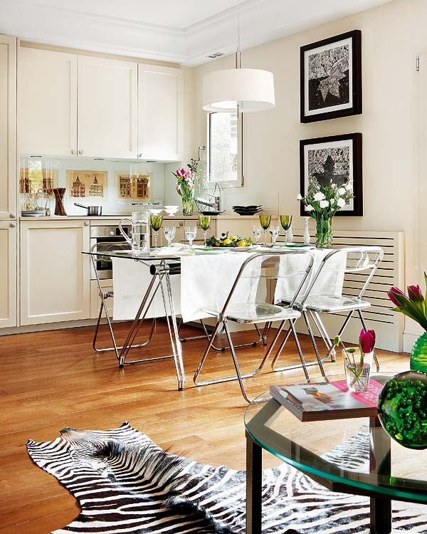 dinning area Small-Space-Design-Tips-Pack-Meant-to-Help-You-Enlarge-Your-Small-Interior-Design-homesthetics-studio