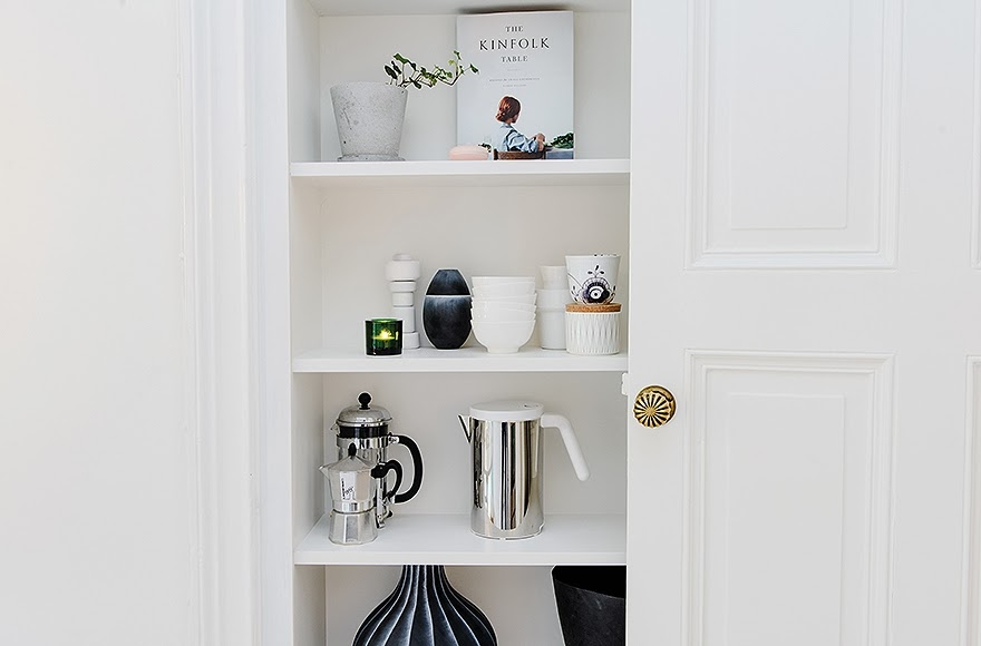 small spaces used for storage 52-Square-Meters-of-White-Small-Delicate-Impeccable-Apartmen