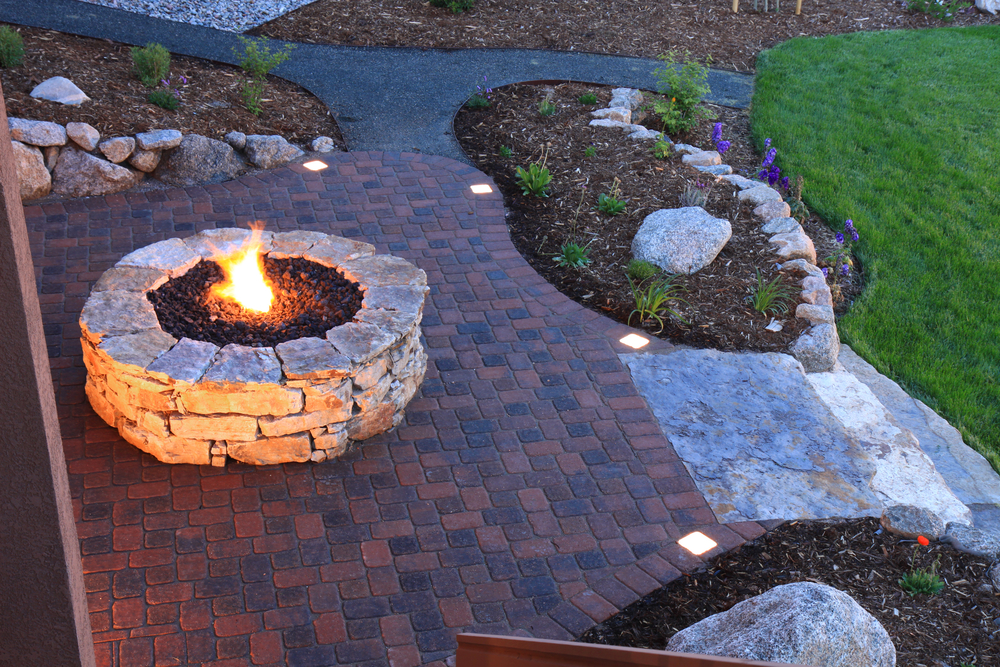 Backyard Landscaping IdeasAttractive Fire Pit Designs