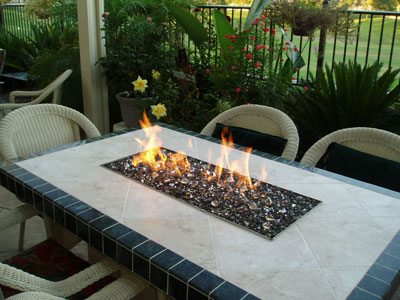 fire table in Backyard Landscaing Ideas-Attractive Fire Pit Designs Homesthetics