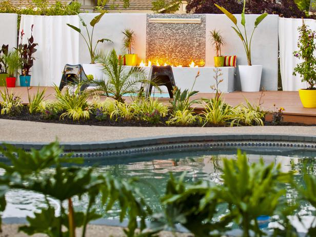 near swimming pool fire pit design in Backyard Landscaing Ideas-Attractive Fire Pit Designs Homesthetics