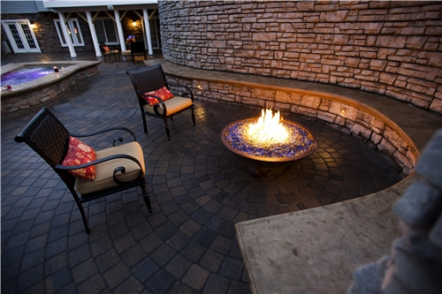 Backyard Landscaing Ideas-Attractive Fire Pit Designs Homesthetics