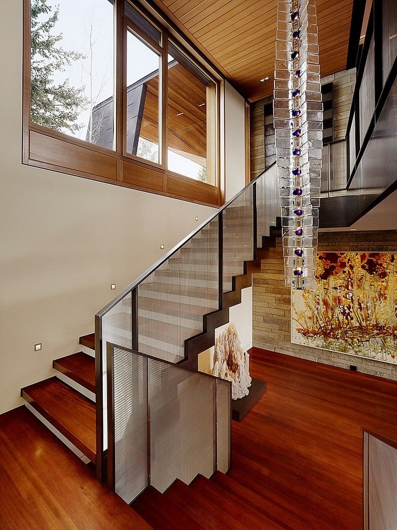 Butte Residence- The Home and Studio of an Artist Enjoying Spectacular Panoramic Views in Wyoming