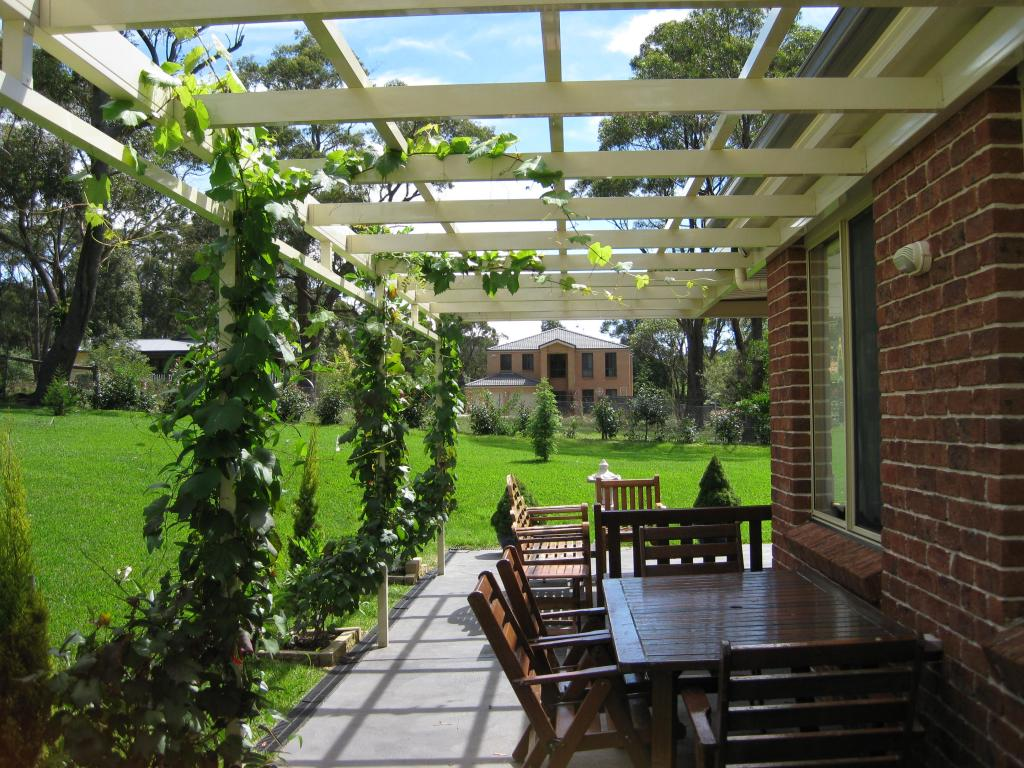 pergola designs upfront transforming your backyard into a relaxing