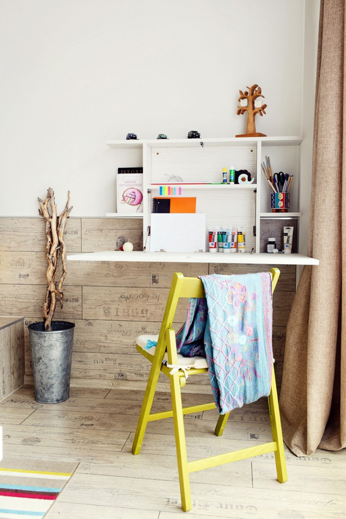 Emejing Small Desk For Apartment Pictures - Moder Home Design ...