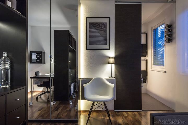 10 Tips on How to Live Large and Enjoy a Small Space of Just 24m² by ...