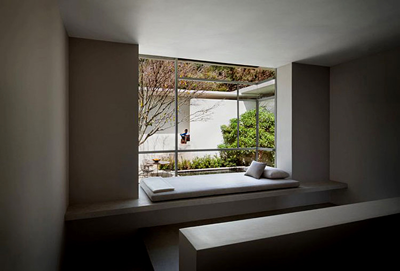 superb cool bathroom design Bridle Road House by Antonio Zaninovic Winning 2010 Honor Award from the American Society and Landscape Architects