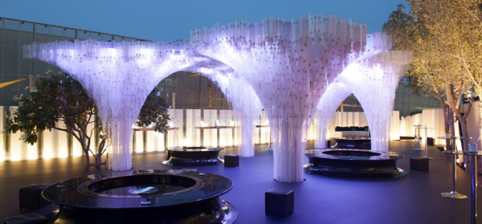 Exqusite Design Concept-Bulgari Pavilion by Not A Number Architects in Abu Dhabi Dubai Homesthetics (8)