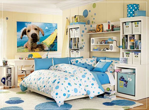 Fresh Teenage Bedroom Interior Design Ideas Homesthtetics