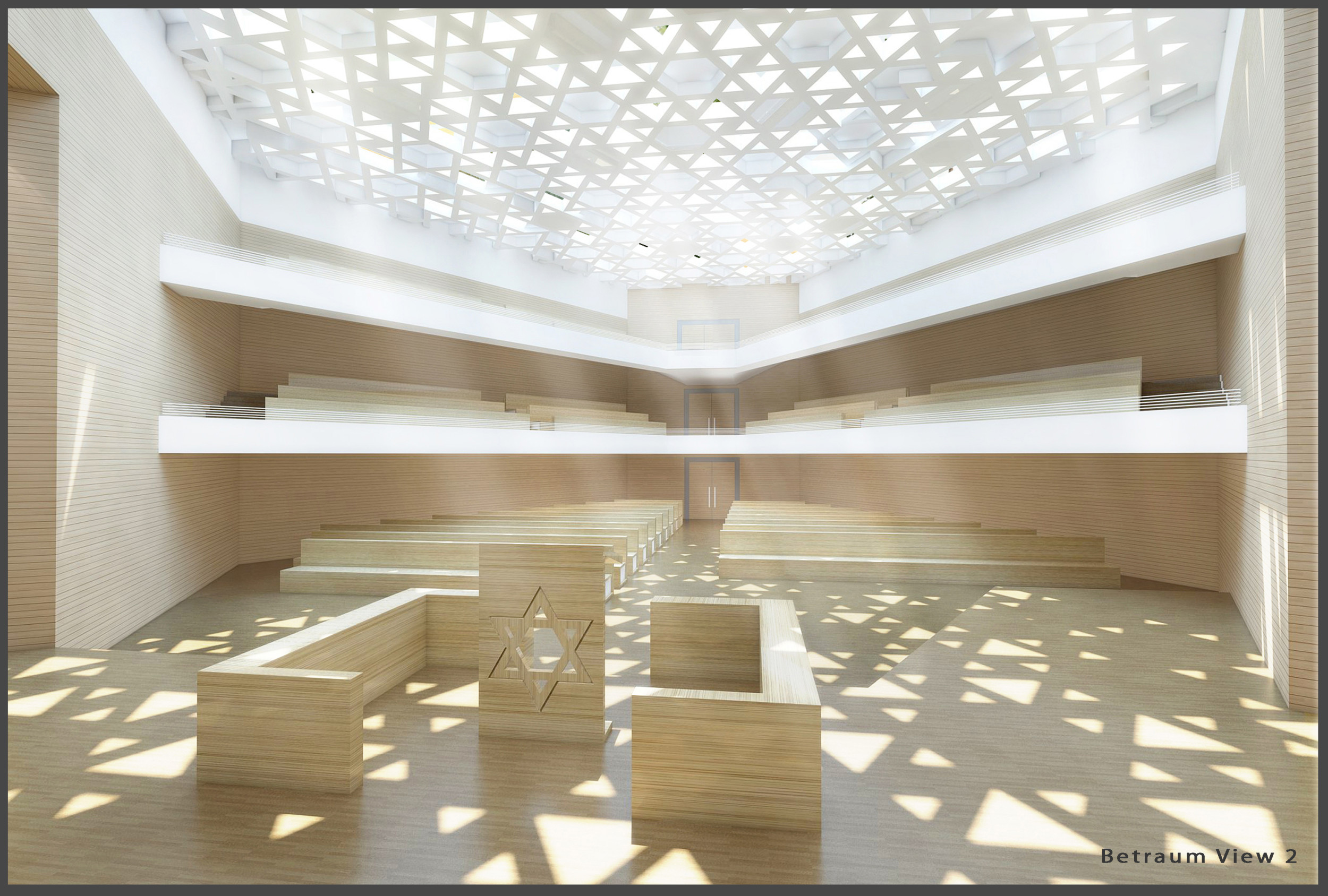 Herrmanns Architekten Presenting the Concept of a New Synagogue in Koblenz in Germany homesthetics (1)
