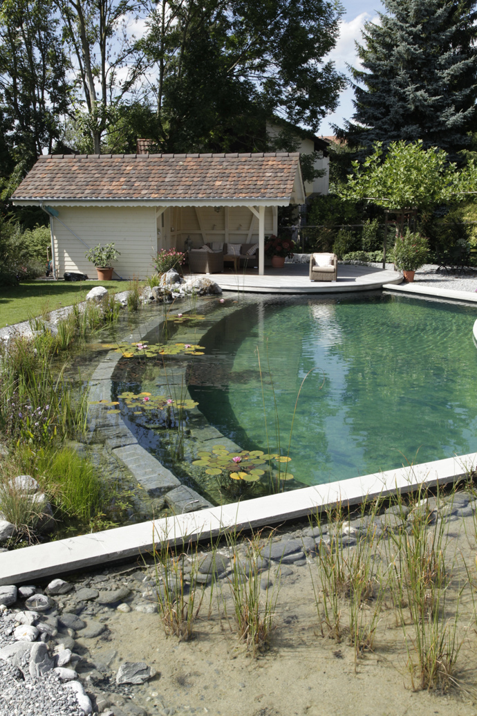 Preserving Resources While Owning a Green Swimming Pool