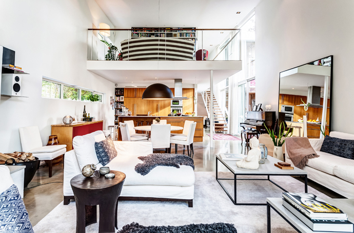 contemporary living room design Vivid-Interiors-and-Serene-Atmosphere-Produced-with-High-Contrasts-in-Stockholm-by-Franson-Wreland