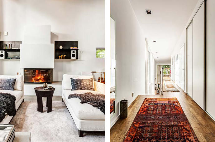small detail shot Vivid-Interiors-and-Serene-Atmosphere-Produced-with-High-Contrasts-in-Stockholm-by-Franson-Wreland