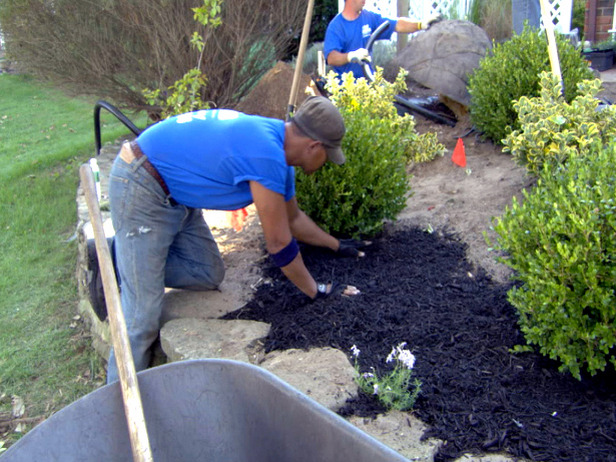 mulch addition 10 Tips Meant to Enhance Your Gardening and Backyard Landscaping Ideas homesthetics (1)