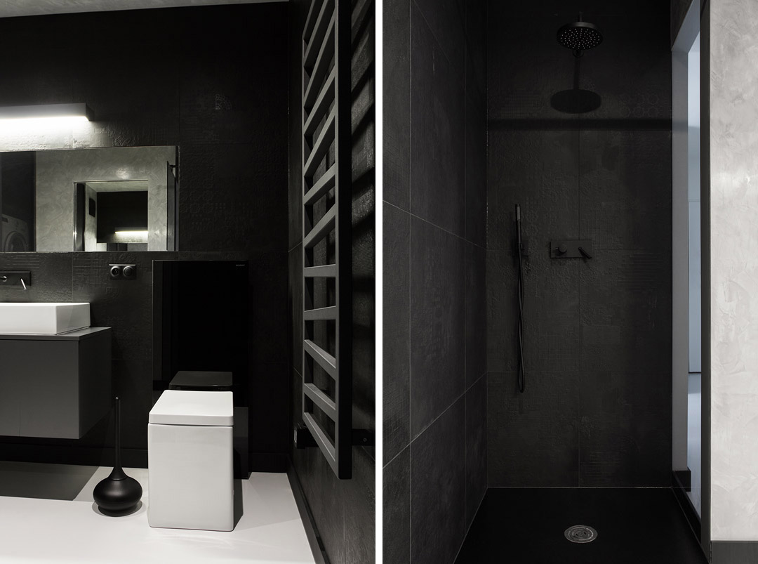 BoldMasculine-Black-and-White-Apartment-Enhanced-by-Colorful-Details bathroom design