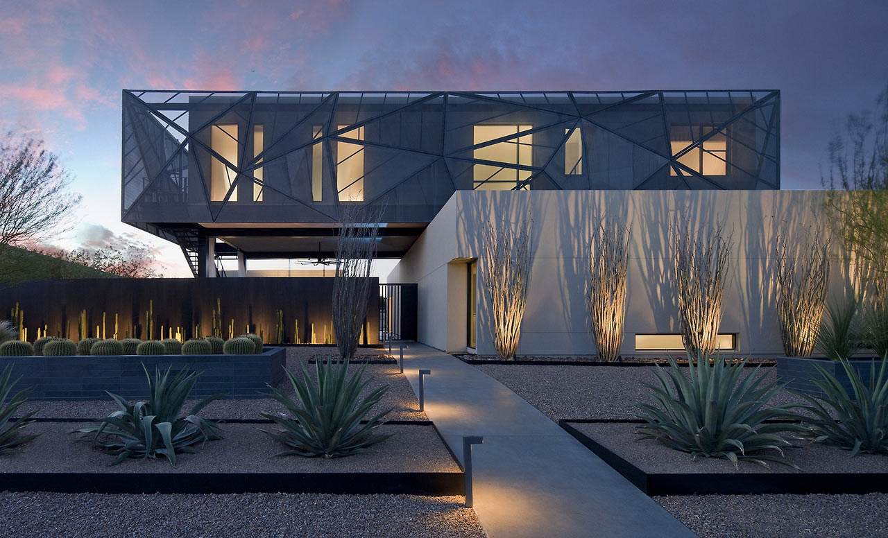 high end Diamond Grill Design - Dream Residence in Las Vegas by Assemblage Studio homesthetics design (1)