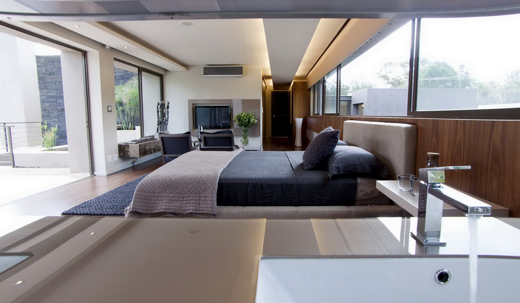 decor house 2 pretty design decor house lam nico van der meulen decor house House Sed by Nico van der Meulen Architects