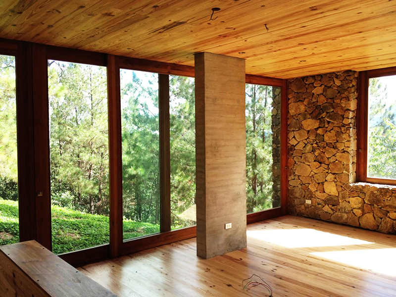 high end architecture RD House in Dominican Republic Featuring a Sustainable Green Roof