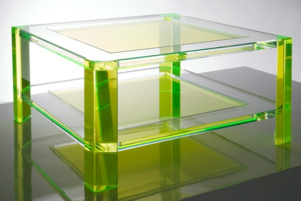 Acrylic Furniture Designed To Maximize Your Space
