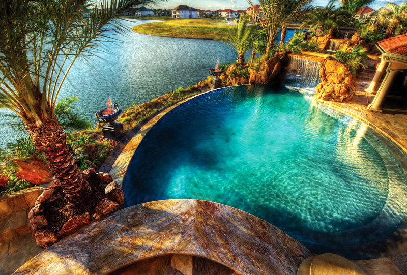 extraordinary Backyard-Landscaping-Paradise-30-Spectacular-Natural-Pools-
