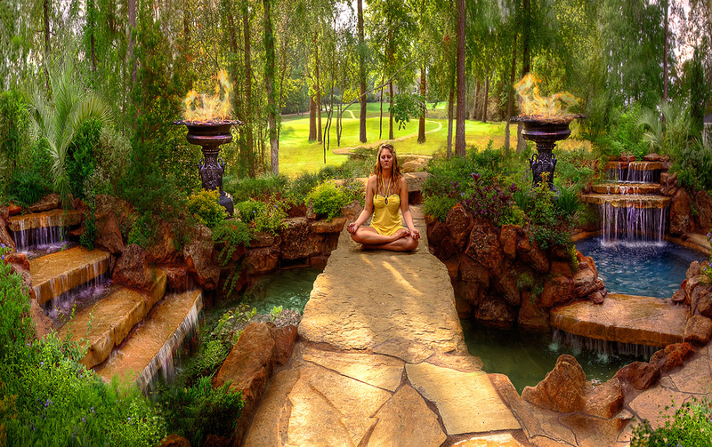 Backyard Landscaping Paradise- 30 Spectacular Natural ...