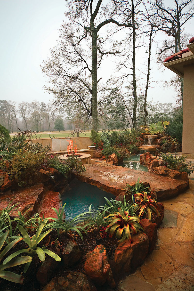 Above Ground Pool Landscaping Plants Backyard Ideas