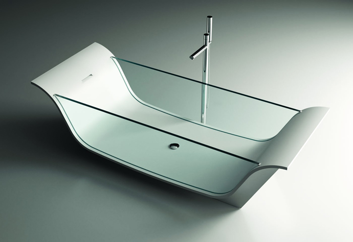 glass walls Cool-Bathrooms-Series-The-Very-Best-of-Corian-Bathrooms