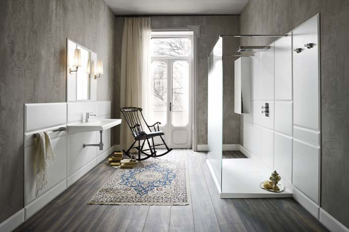 Cool Bathrooms cool bathrooms series-the very best of corian bathrooms