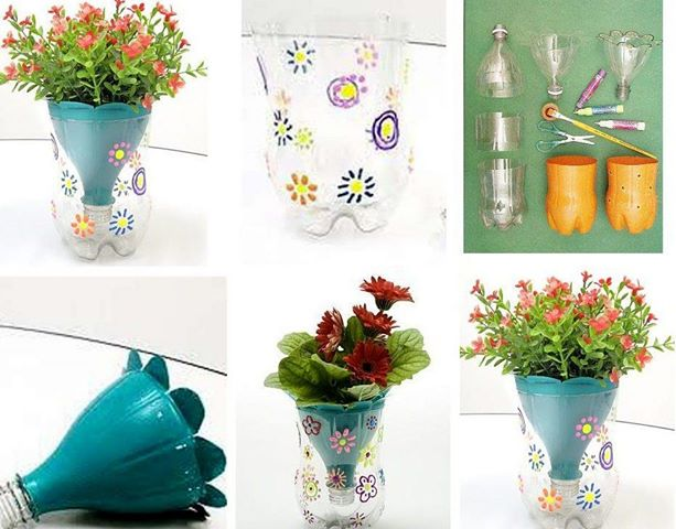 Creative DIY Flower \u0026 Herbs Pots homesthetics & Creative DIY Herbs \u0026 Flower Pots for Your Home